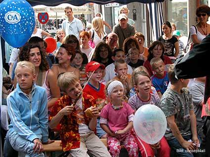 Kinder-Paradies Stadtfest Semmelstraße