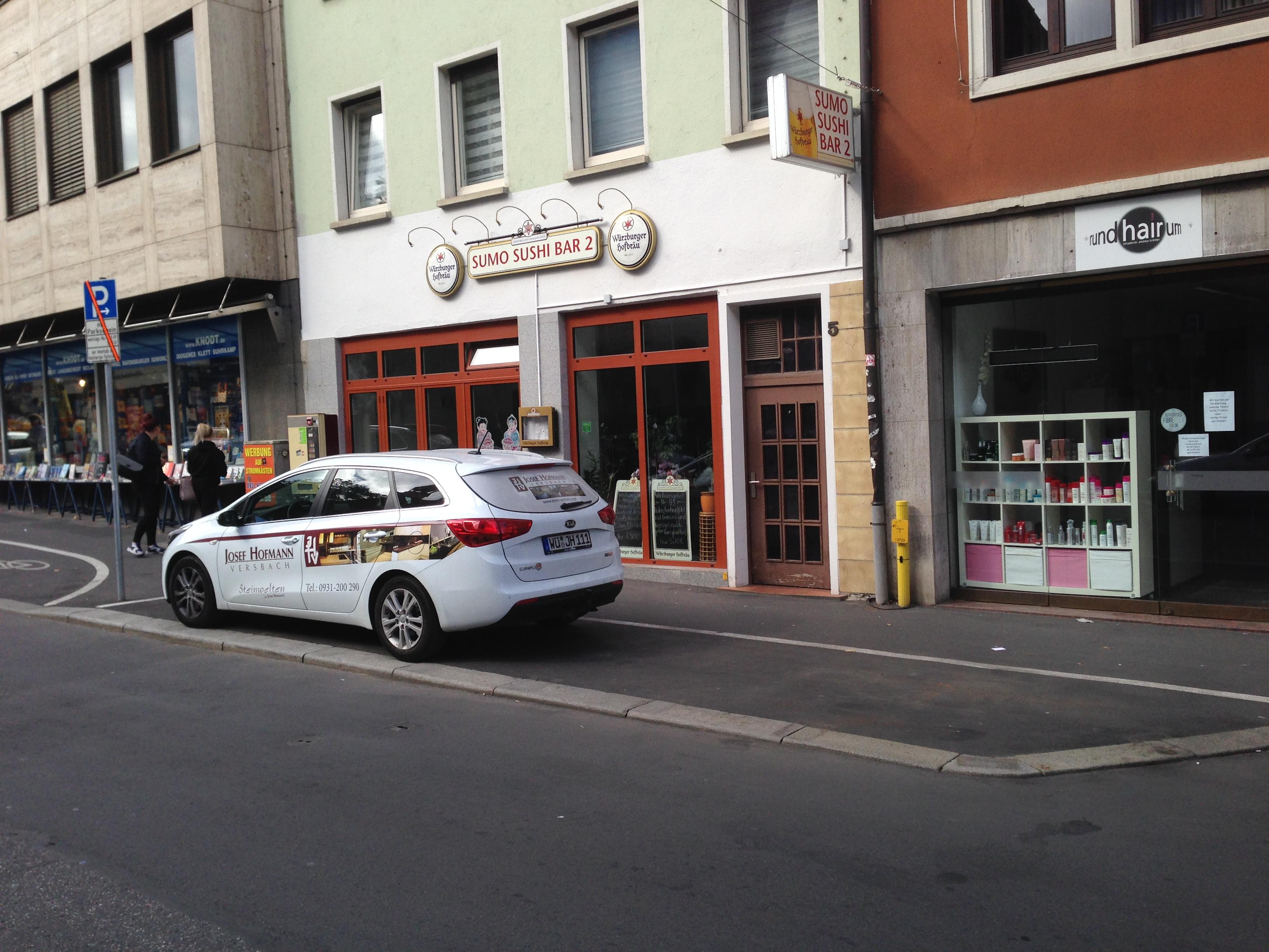 Parken in der Semmelstraße
